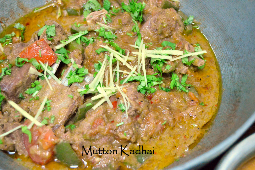 Kadhai Mutton Chops