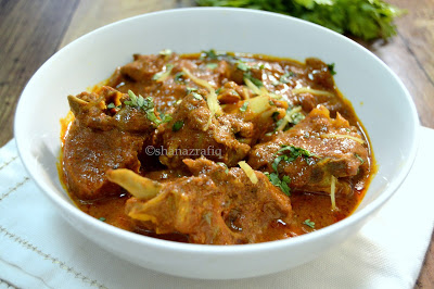 Quick And Easy Mutton Masala