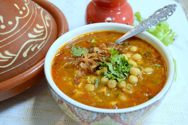 Morrocan Hareera Soup